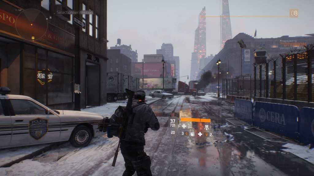Tom Clancy's The Division Beta 2