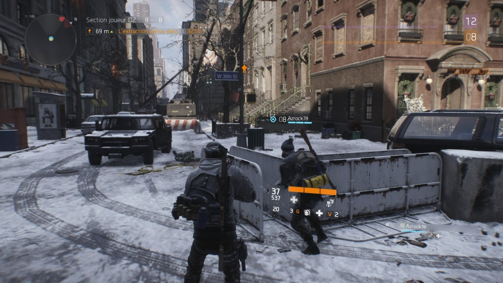 Tom Clancy's The Division Beta 3