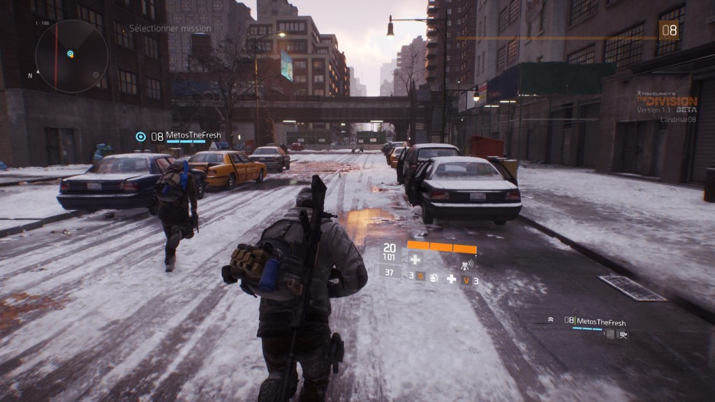 Tom Clancy's The Division Beta 4