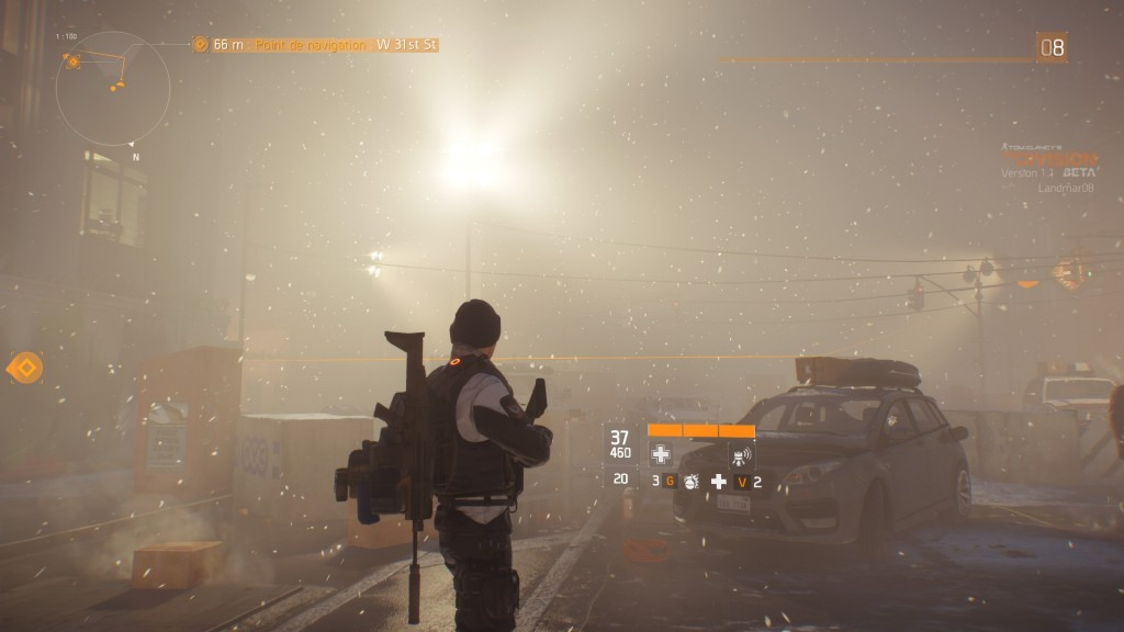 Tom Clancy's The Division Beta 7