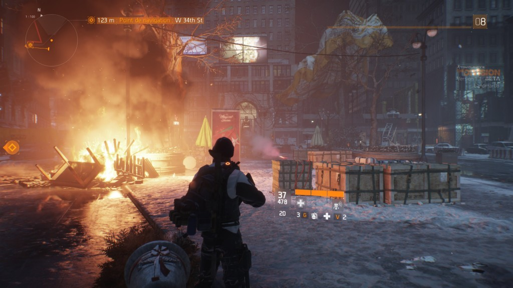 Tom Clancy's The Division Beta 6
